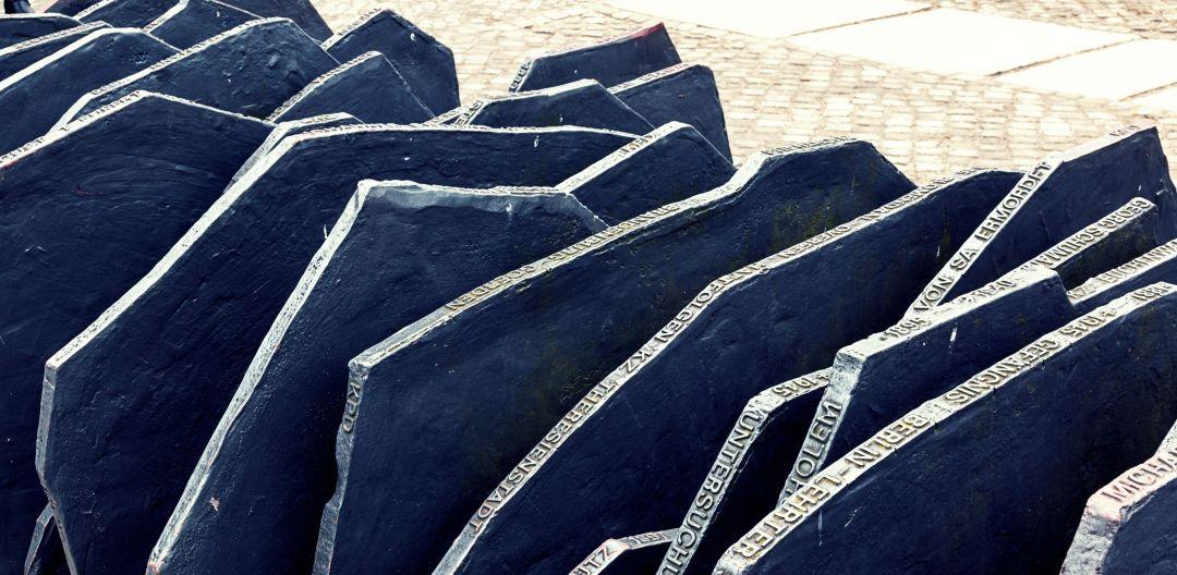 Berlin, Denkmal zur Erinnerung an 96 von den Nationalsozialisten