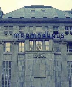 Ku'damm - Marmorhaus-zara