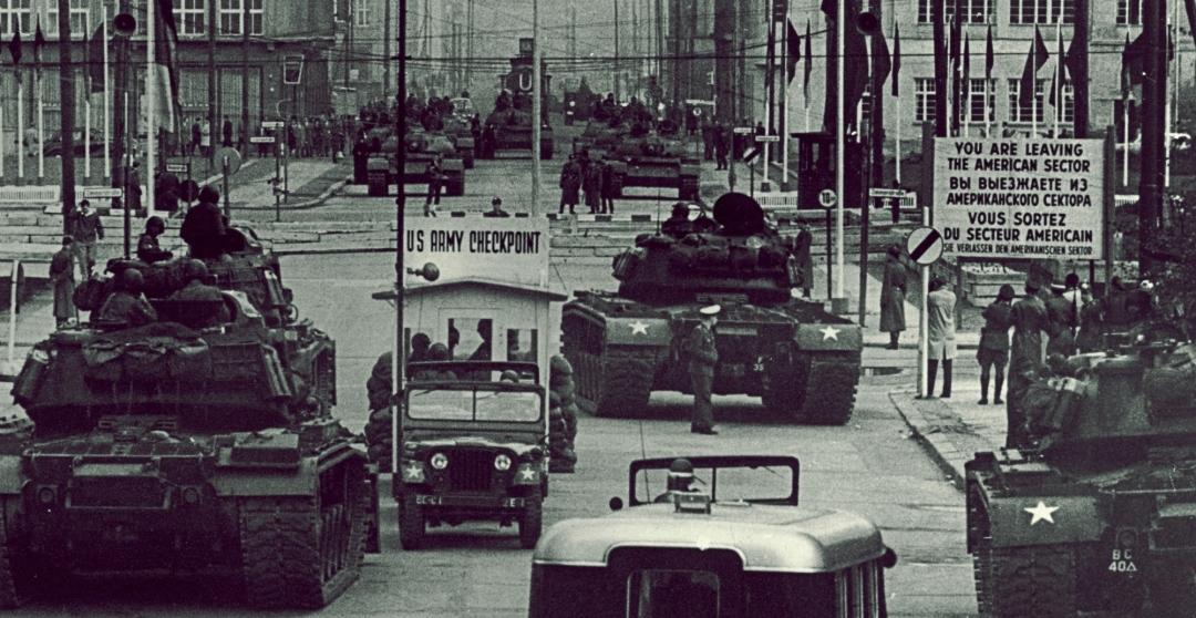 enfrentamiento tanques, 1961ok